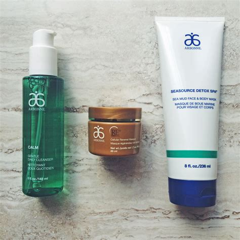 Seasource Detox Spa Sea Mud Mask by Arbonne Haul With All My Affection