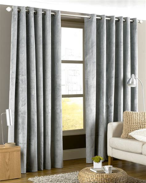 heavy weight curtains eyelet ring top curtains fully lined ready made heavy