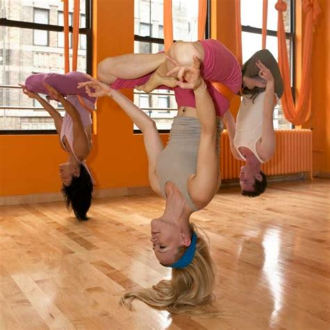 sexual swings anti gravity yoga for better health and flexibility