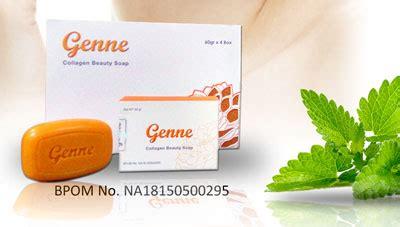 Genne Sabun Kolagen Kulit Halus Dan Cerah Sehat Awet Muda Genne Sabun Collagen Collagen Nabati Kulit Kencang