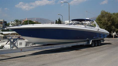 used fountain speed boats for sale 2005 fountain 47 lightning power boat for sale www