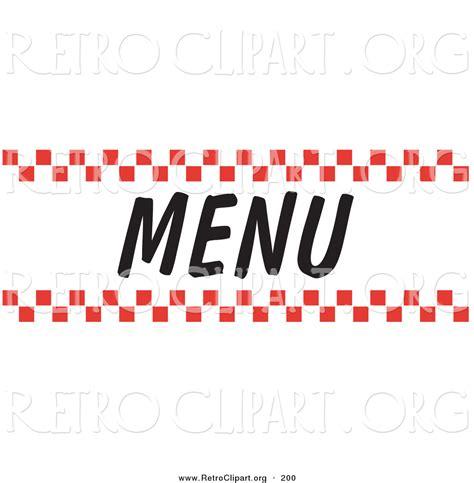 design menu sign royalty free stock retro designs of diners