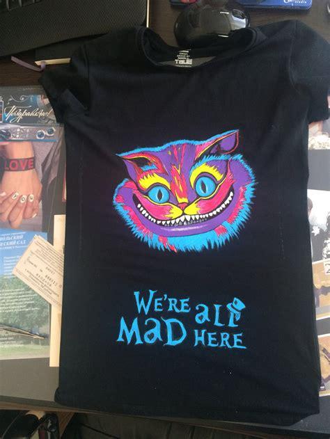 Tshirt Cheshire Cat cheshire cat t shirt by blackleprosy on deviantart