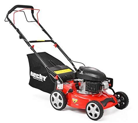 Benzinrasenmã Mit Radantrieb Test by Hecht Benzin Rasenm 228 541 Sx 3 5 Ps Motorleistung 40 6