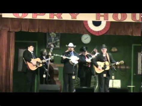 mountaineer opry house james stiltner i dig bluegrass old time music