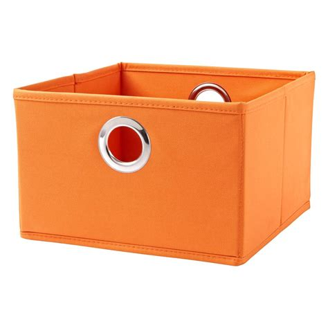 Canvas Drawer Organizers by Orange I Think I Canvas Small Storage Drawer The Land Of Nod