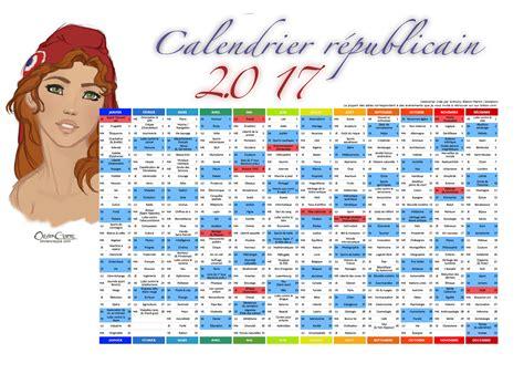 Le Calendrier Republicain Home Le Calendrier R 233 Publicain 2 0 17