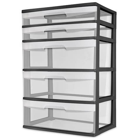 extra large plastic storage drawers plastic storage dresser bestdressers 2017