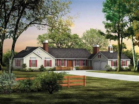 house plans ranch style home country ranch house plans