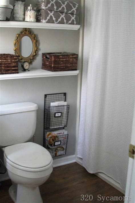 bathroom magazine rack cottage bathroom glidden