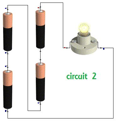 series battery circuits electricity exercises petervaldivia