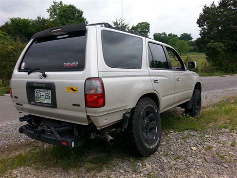 98 Toyota 4runner Sr5 Chuckles 98 Manual Sr5 4runner Page 17 Toyota 4runner
