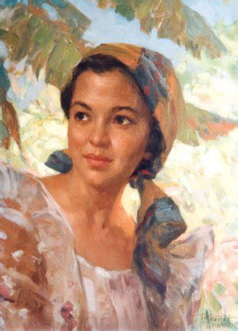 biography of filipino artist and their works fernando amorsolo genre and historical painter tutt