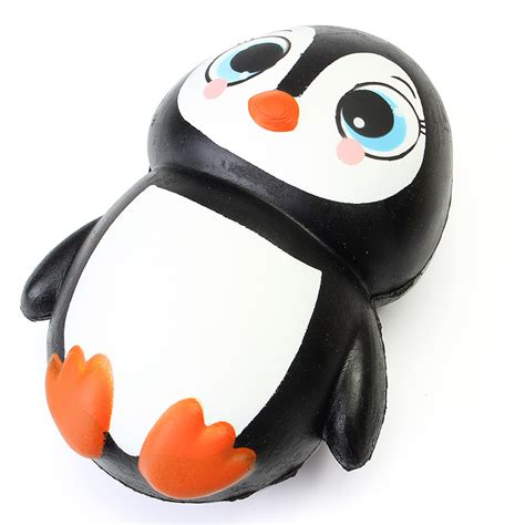 Squishy Ibloom Penguin Squishy Pinguin Squishy Penguin squishy penguin jumbo 13cm rising soft kawaii collection gift decor alex nld