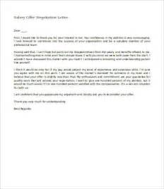 Response Letter Salary Negotiation Salary Letter