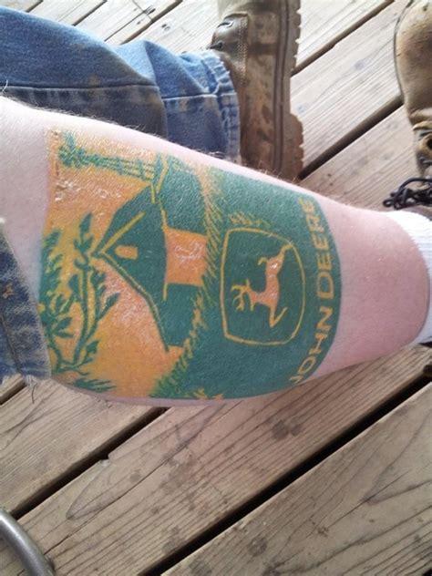 john deere tattoos gallery deere tattoos pictures