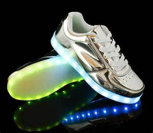 new light up shoes new led shoes light up men women fashion sneakers flashing