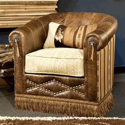 western sofas and chairs diamond stripe western chair