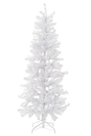 6ft white snow effect christmas tree christmas craft