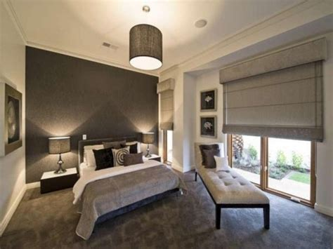 Black Master New Chevin Coklat 10 desain kamar tidur kontemporer menakjubkan