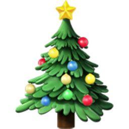 christmas tree emoji tree emoji u 1f384