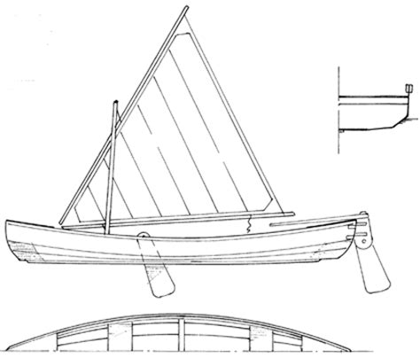 canoes drawing open canoes 15 17