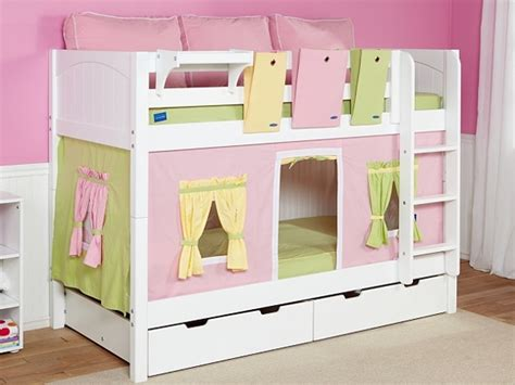 Small Childrens Bunk Beds Bunk Bed Ideas For Small Rooms By