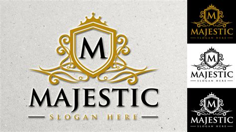 majestic logo logos graphics
