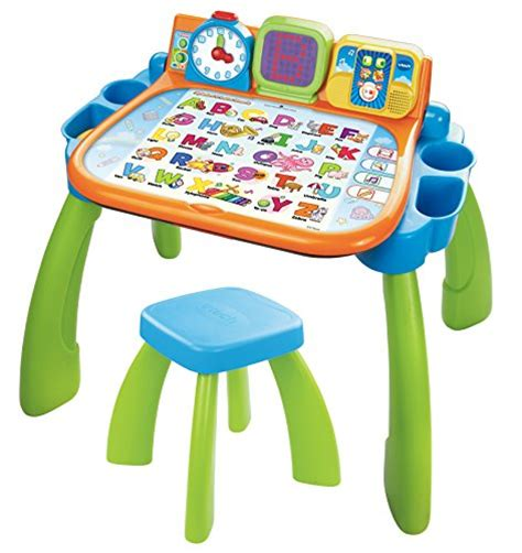 activity desk exciting vtech touch and learn activity desk for toddlers
