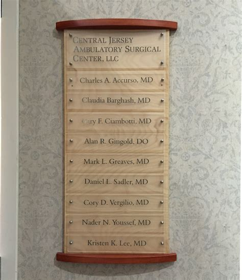 woodworking directory building directories and wayfinding project sign