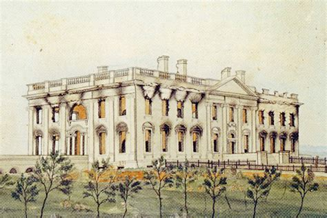 white house burned down what did the white house look like before it was burnt down in 1814 askhistorians