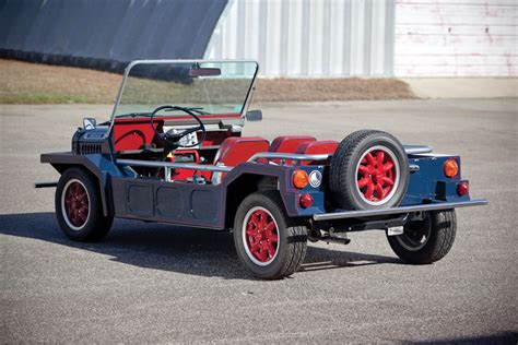 A New Sort Of Mini Moke by Friday Car Crush Mini Moke Influx