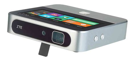 Zte Projector Hotspot zte spro 2 is a mobile hotspot projector and android device and it s now on t mobile phonedog