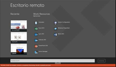 ejecutar escritorio remoto c 243 mo acceder al escritorio de windows desde un smartphone