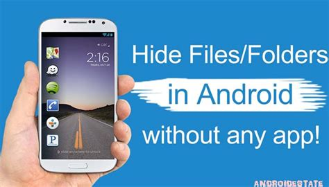 hide files android 3 best ways to hide files in an android mobile androidestate