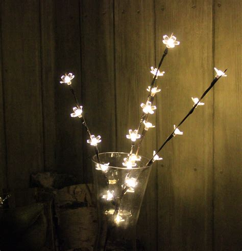 Lights In A Vase by Get Creative Twig Branch Lights Part 1 Bright Ideas