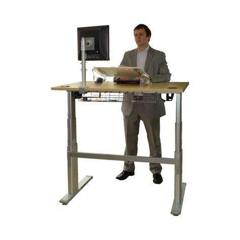 sit or stand desk back2 sit stand desk