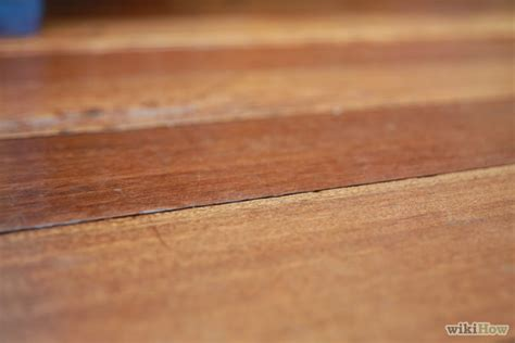 Repair Scratches In Wood Floor How To Fix Scratches On Hardwood Floors 6 Steps With Pictures