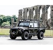Ex James Bond Spectre  Land Rover Defender SVX