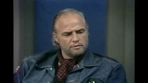Brando Has A Something For The by Marlon Brando On Acting