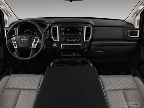 nissan titan interior 2017 nissan titan prices reviews and pictures u s news