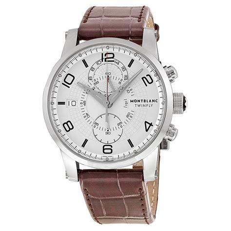 Montblanc Timewalker 109134 by Montblanc Timewalker Twinfly Chronograph Blanco