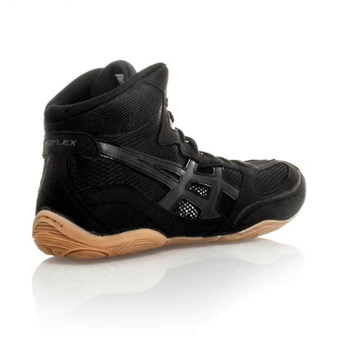 martial arts shoes asics matflex 4 mens boxing martial arts shoes