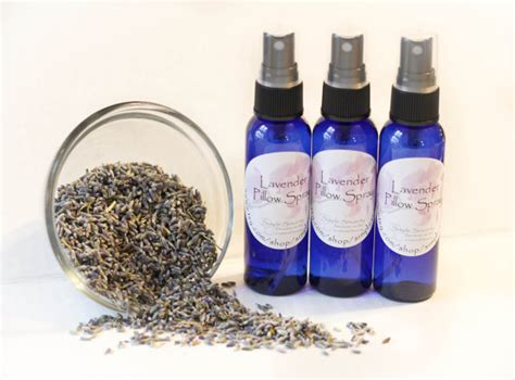 Lavender Pillow Spray by Linenpillow Spray Relaxing Soothing Bedtime By Simplesincerity