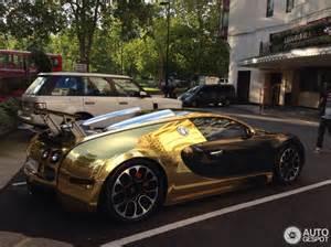 Bugatti 2014 Gold Bugatti Neon
