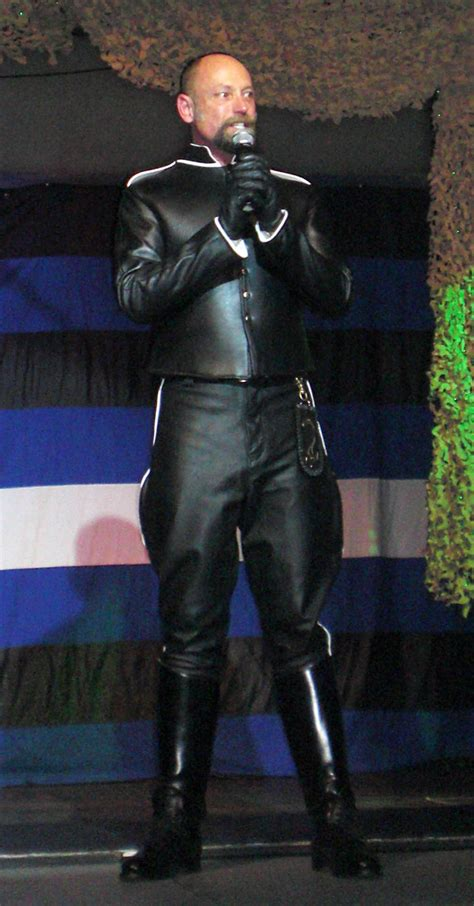 Leather San Diego by Kurt Wendelborg Not Your Typical Mr San Diego Leather