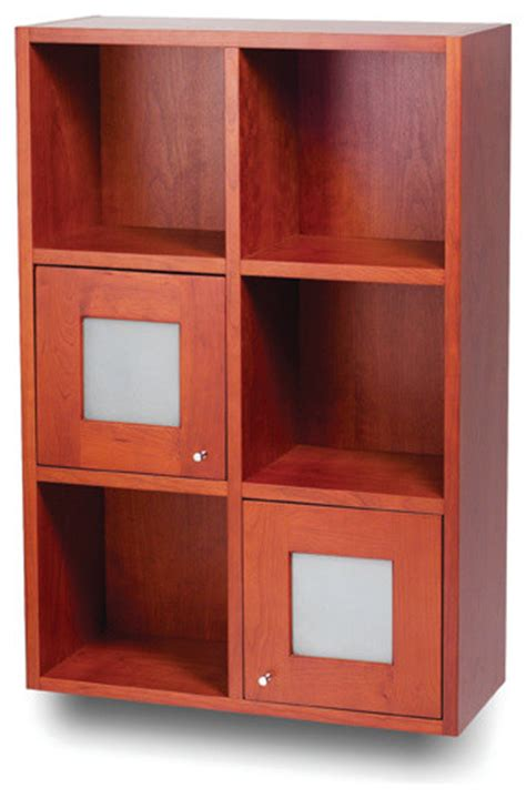 wall cube contemporary bathroom cabinets and shelves