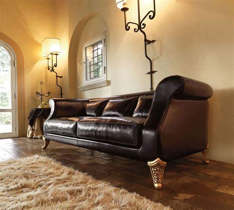 divani classici in pelle divani in pelle classici e moderni di danti divani