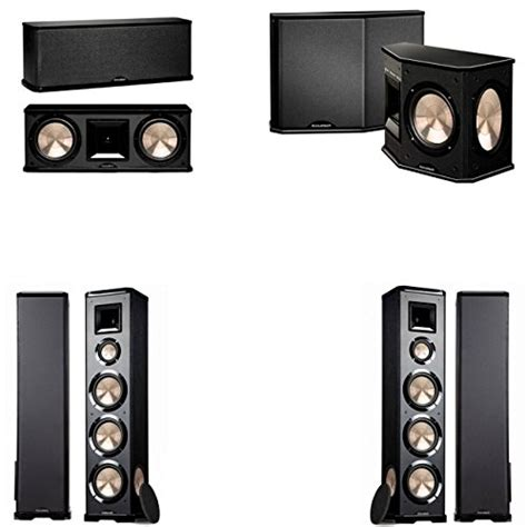 bic acoustech pl 980 5 0 home theater system new