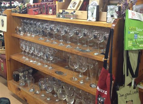 barware store glassware hoss s country corner